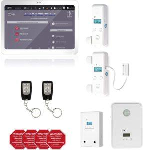 AlarmTab Alarmanlage GSM LTE I mit Bewegungsmelder